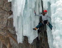 Ouray Ice Festival 2004