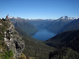 Kepler Track, Te Anau, New Zealand